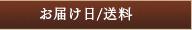お届け日/送料